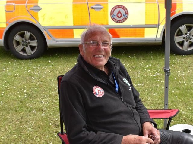 Mr Alan Shaw