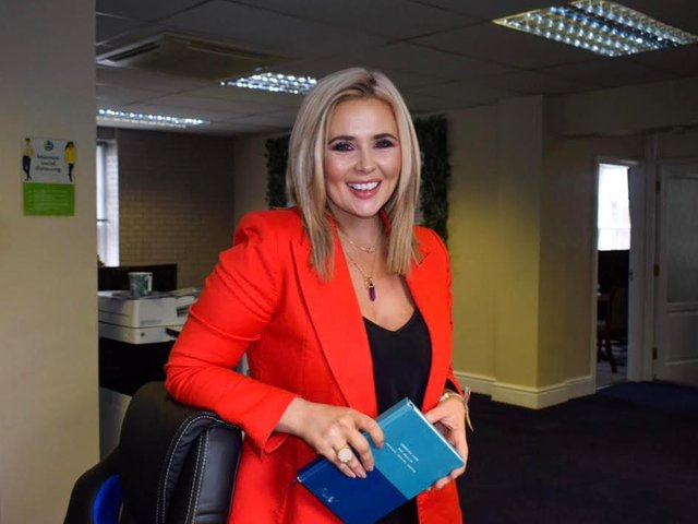 Rebecca Jane is head of Group Operations at the PH7 Group