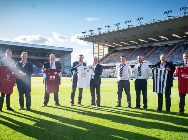 Burnley's new strategic partners