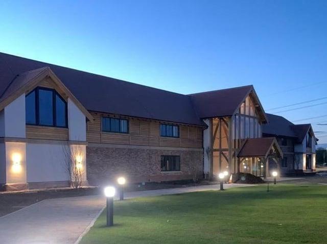 Nelson-based CFE Lighting has been working on the luxury Sandburn Hall Hotel near York, in North Yorkshire.
