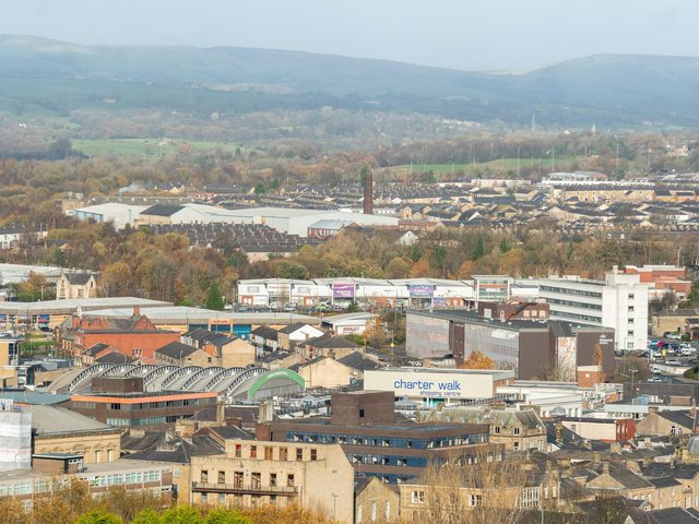Office for National Statistics data shows 80 deaths from all causes were registered in Burnley in April.
