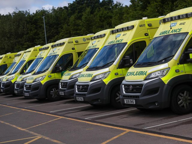 The number of people attending Blackburn A&E Department is having an adverse impact on waiting times. Photo: Getty