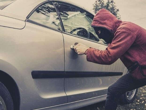 Thieves targeted vehicles in Clitheroe earlier this week