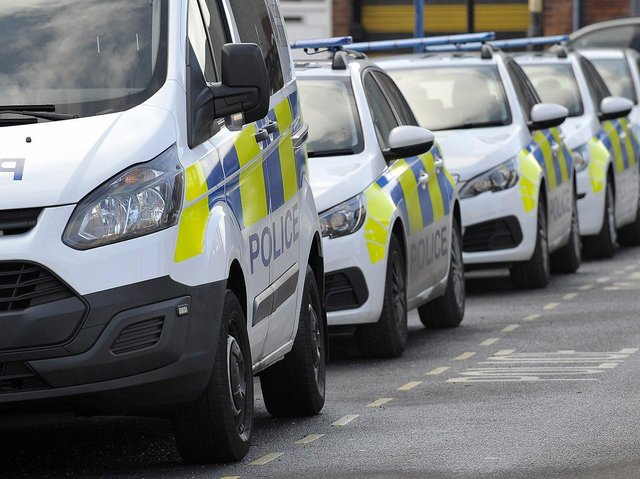 Officers are appealing for witnesses