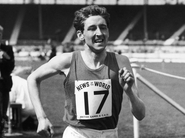 Lancashire running legend Ron Hill, who died last month aged 82. Picture: GETTY IMAGES