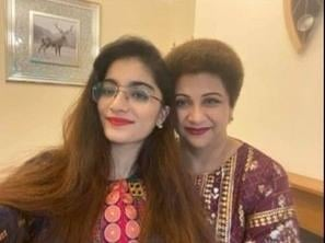 Dr Saman Mir Sacharvi (49) and her 14-year-old daughter Vian Mangrio, who were killed at their home in Reedley in September last year. Photo credit: Lancashire Constabulary