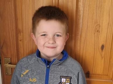 Little Alfie Smith is on a mission to raise money for a defibrillator for his school ater hearing about how footballer Christian Erikson collapsed on the pitch this weekend.