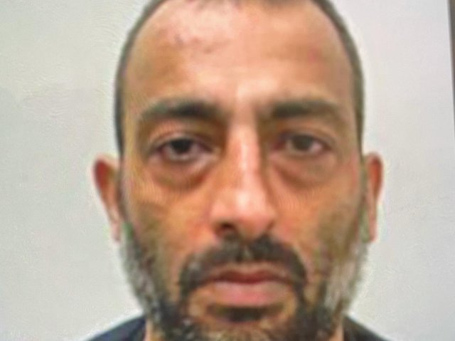 Shabaz Ahmed. Photo credit: Nelson, Brierfield and Barrowford Police