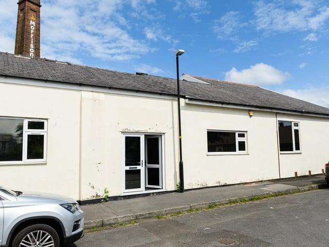 Lifeways' Lancashire office on Percy Street in Chorley
