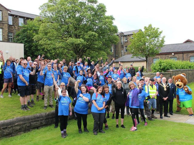 ELHT&Me's Big NHS Walk will now take place on Sunday, September 26th.