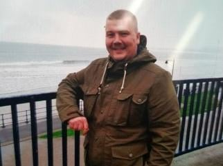 Tony Barker is missing from the Burnley area