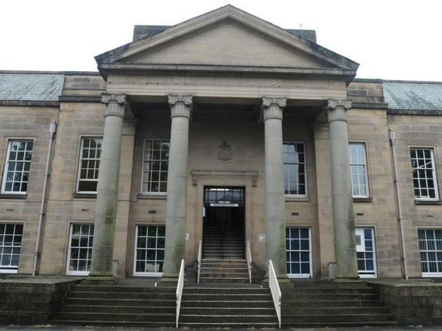 A 24 year old mum from Colne landed herself in court after a drunken row with her partner's ex girlfriend