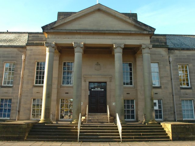 A Colne drug dealer, who invited police with no search warrant into his home, took them to his room and showed them his stash, has been spared jail - after magistrates told him he wasn't a criminal.