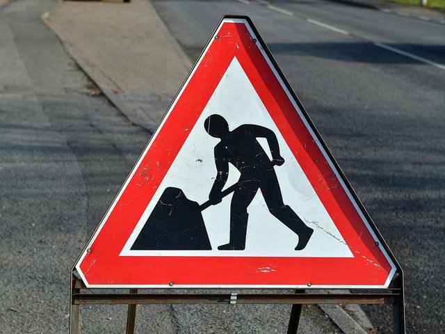 Roadworks will be taking place on Lancashire roads