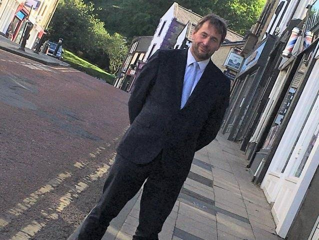 """Council leader Stephen Atkinson today praised the """"phenomenal achievement"""" of council finance staff, who have worked flat out throughout the pandemic to get the vital funds to local businesses."""