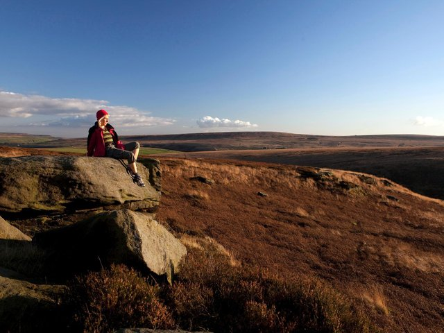 A plan is on to create a South Pennines Park. PIC: Steve Morgan