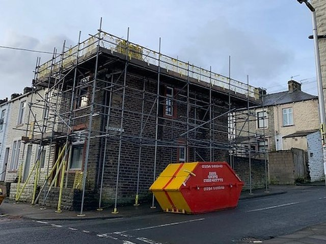 A total of 97 homes have so far been revived under Calico's Empty Homes Scheme