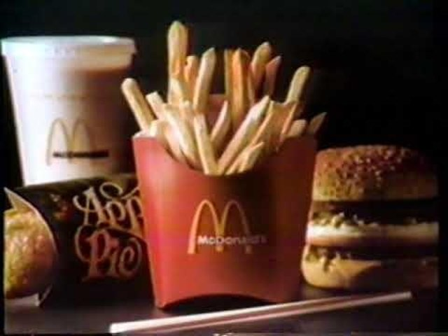 You could soon be eating this fast food meal as McDonald's come to town