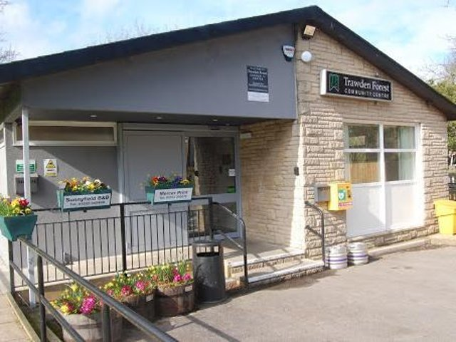 Trawden Forest Library