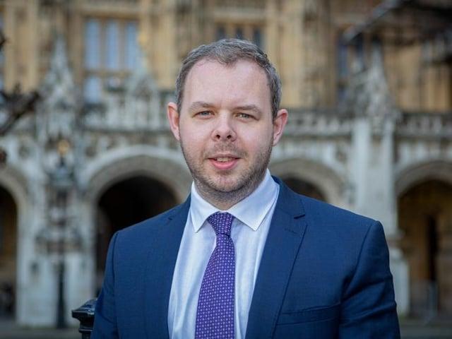 Antony Higginbotham MP