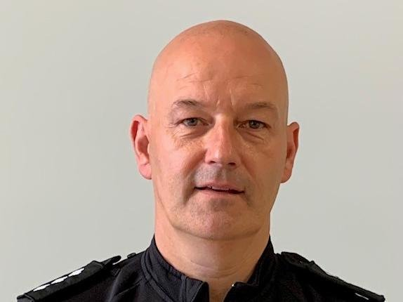 Temp Chief Inspector Dave Oldfield of Lancashire Violence Reduction Network
