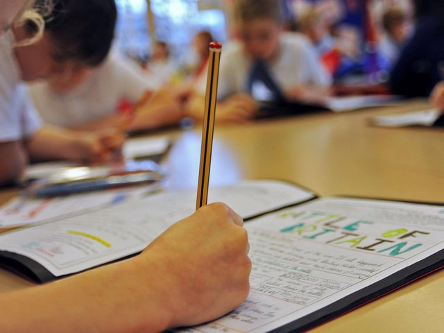 Burnley had the highest number of self-isolating pupils in the whole of Lancashire between June 28th and July 4th.