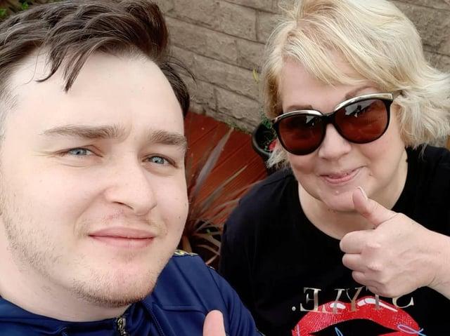 The day reporter Sue Plunkett met TikTok star Alfie Webb