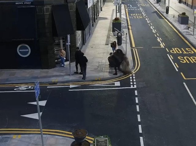 Can you help police with their investigation