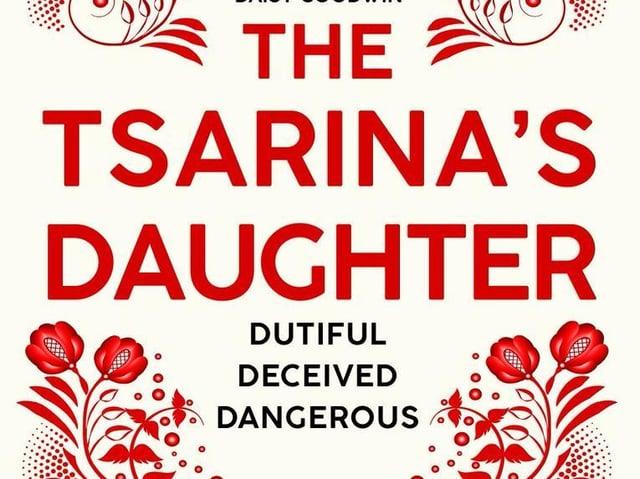 The Tsarina's Daughter  by Ellen Alpsten