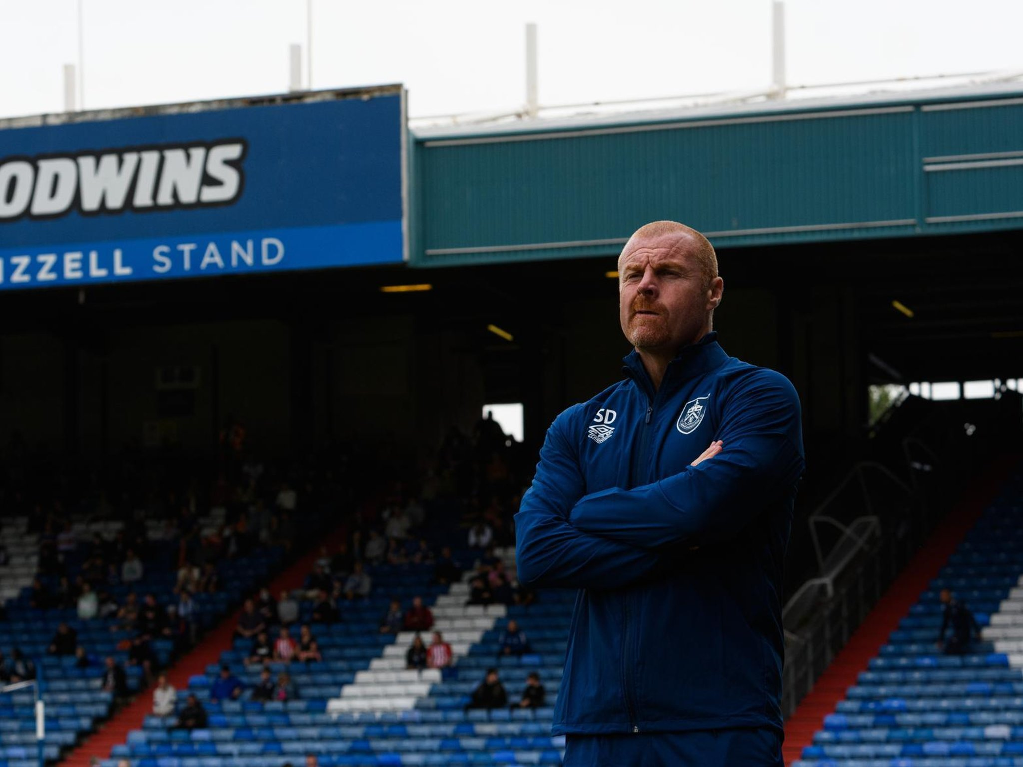 Second half sharpness satisfies Burnley boss Sean Dyche as supporters return to the stands in pre-season workout!
