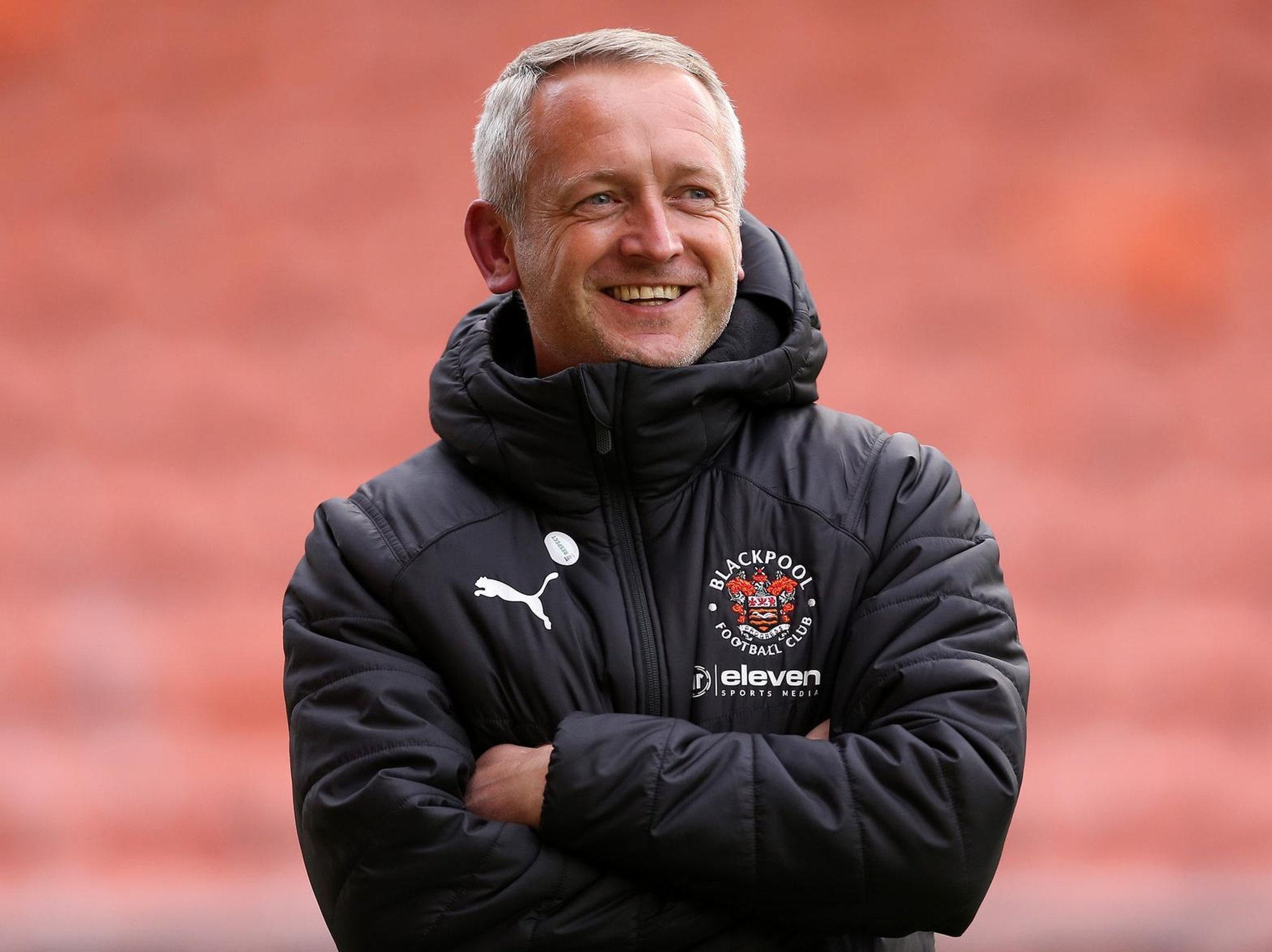 Blackpool v Burnley: Neil Critchley insists depleted Seasiders will be ready for tonight's test at Bloomfield Road!