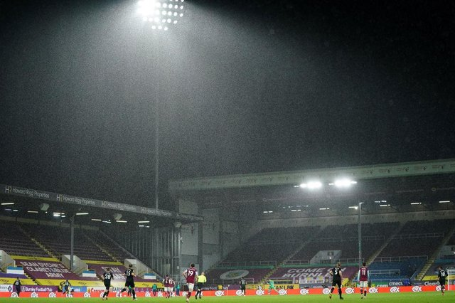 Turf Moor.  (Photo by Jon Super - Pool/Getty Images)