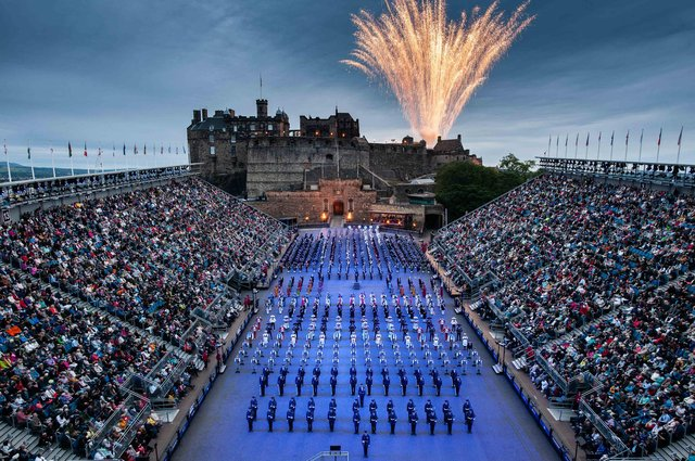 Tickets have been on sale for this year's Tattoo since October.