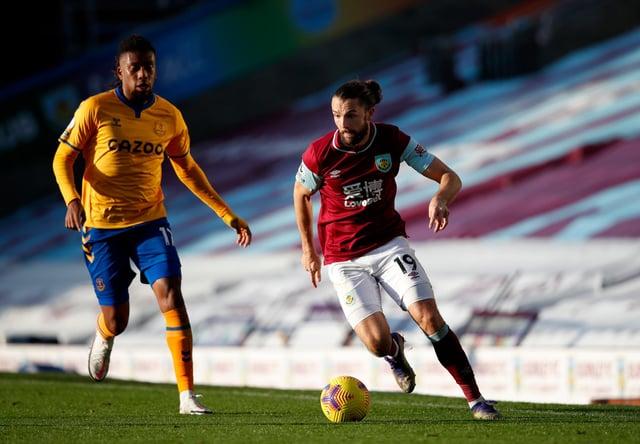 Mark Lawrenson reveals Burnley scoreline prediction ahead of Everton clash