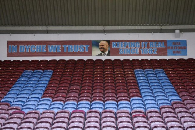 Turf Moor. (Photo by Alex Pantling/Getty Images)