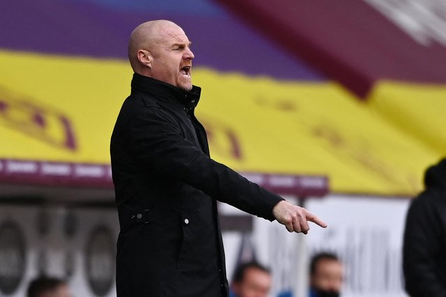 'Let's see what he can do' - Burnley boss Sean Dyche tipped to join Premier League rivals