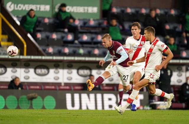 Mark Lawrenson reveals Burnley prediction ahead of Southampton clash.