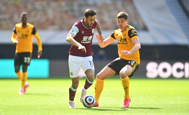Aston Villa named favourites to land Burnley's £40m-rated sensation amid Leicester City interest