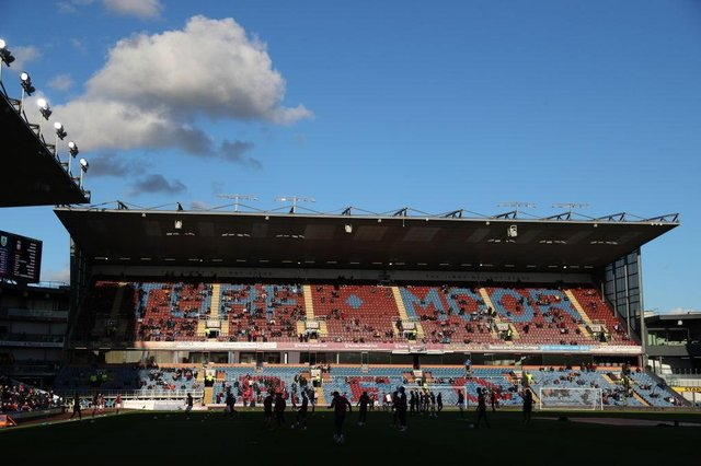 Turf Moor. (Photo by Alex Livesey/Getty Images)