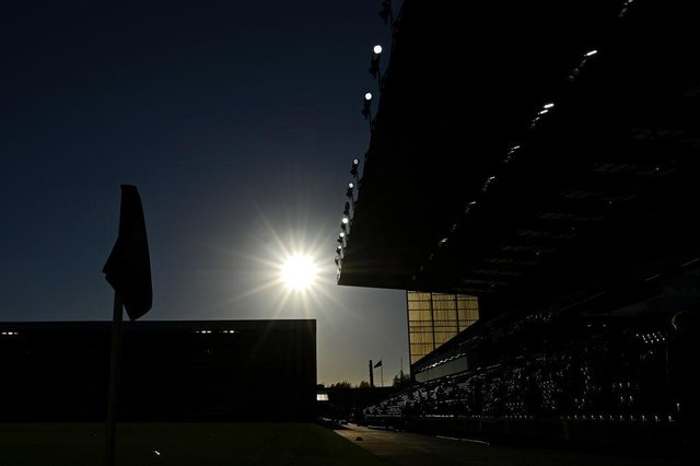 Turf Moor. (Photo by Clive Mason/Getty Images)