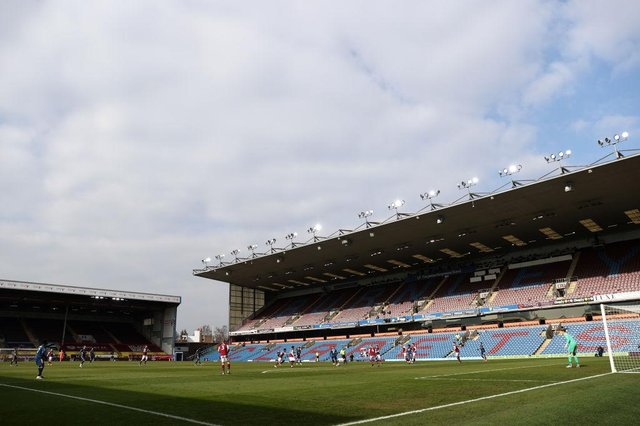 Turf Moor, the home of Burnley Football Club. (Photo by Clive Brunskill/Getty Images)