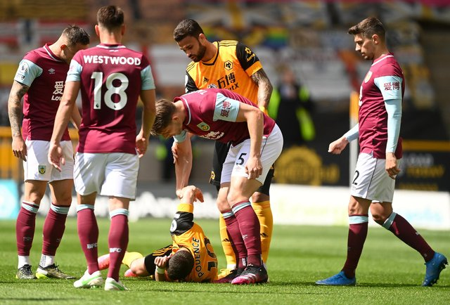 Wolves ace slammed by pundit after Burnley performance