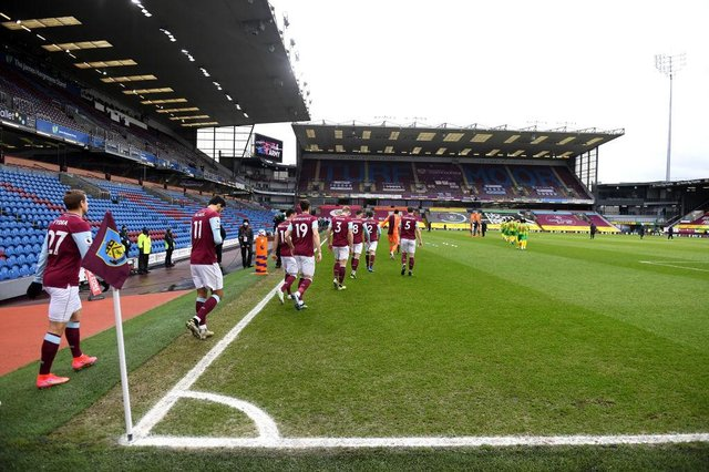 Turf Moor, the home of Burnley Football Club. (Photo by Gareth Copley/Getty Images)