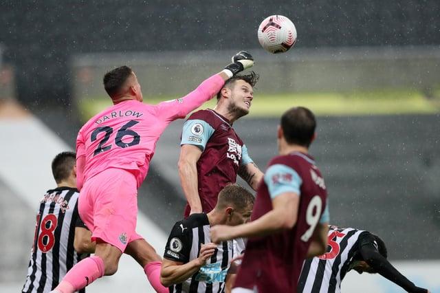 Mark Lawrenson gives Burnley scoreline verdict ahead of huge relegation battle clash