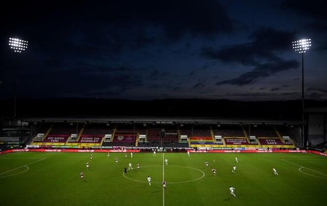 Turf Moor. (Photo by Gareth Copley/Getty Images)